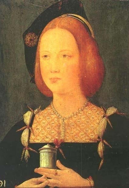 mary boleyn portrait for - photo #48