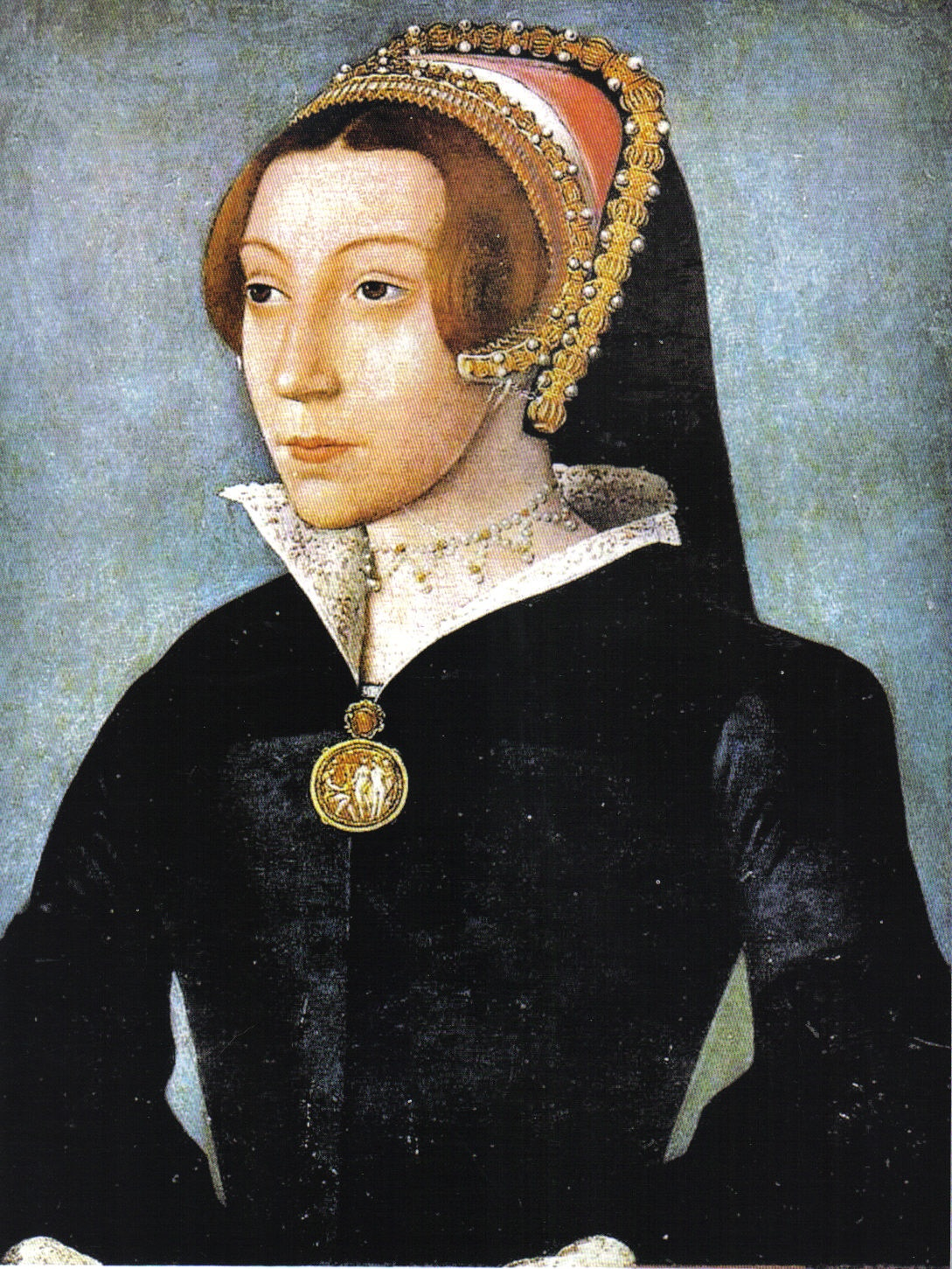 My Findings On The Above Portrait Were Revealed In A Presentation During  The Katherine Parr Quincentenary Festival At Sudeley Castle In May